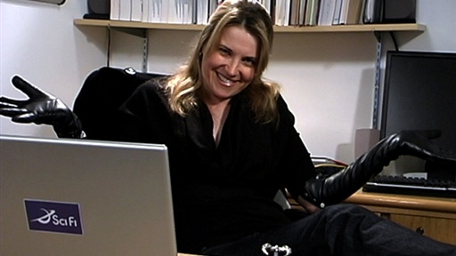 Lucy Lawless Q&A, Part 1 Video