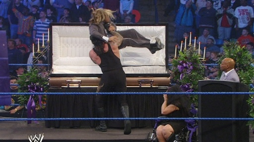Undertaker&#39;s Funeral Video