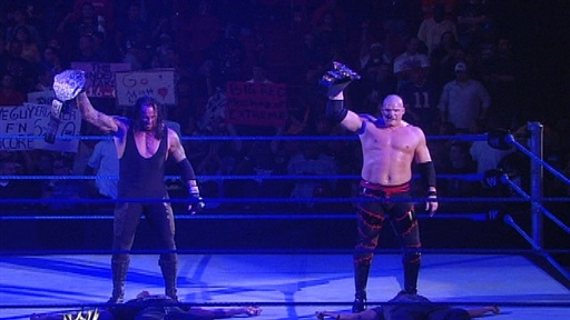 [The Undertaker Vs. Kane]