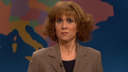 WatchMojo TV - Hulu - NBC - Weekend Update: Judy Grimes