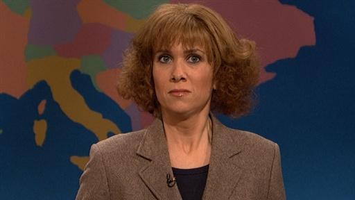 WatchMojo TV - Hulu - NBC - Weekend Update: Judy Grimes
