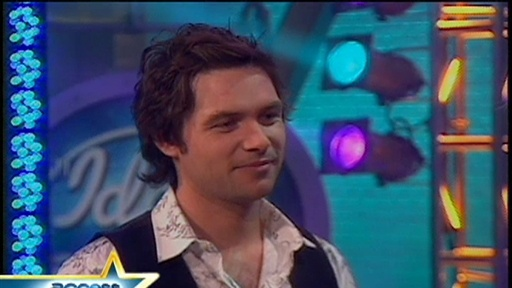 "[Michael Johns' ""Idol"" Surprise]"