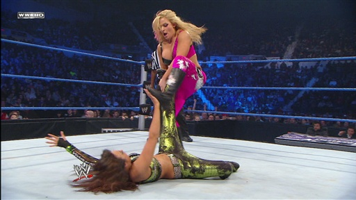 [Divas Champion Natalya and Beth Phoenix Vs. Team LayCool]