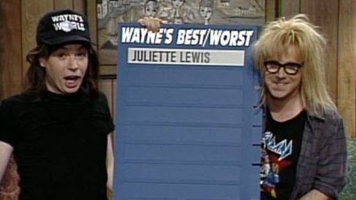 Wayne's World: Oscar Best and Worst Video
