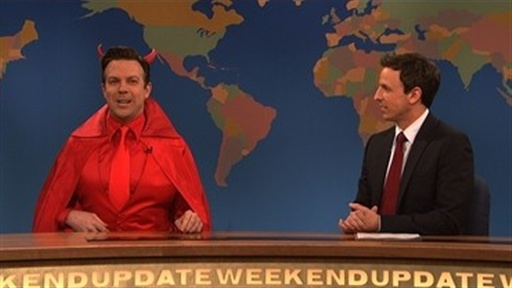 Weekend Update: The Devil Video