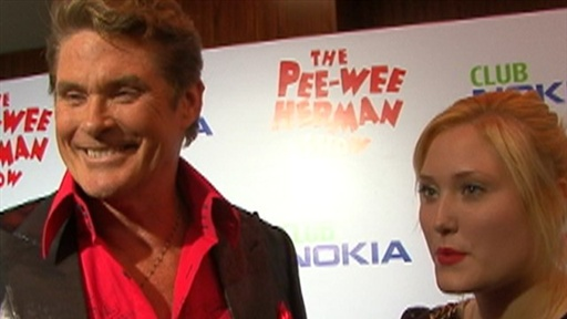 David Hasselhoff: 'I'm Gonna Miss' 'America's Got Talent' Video