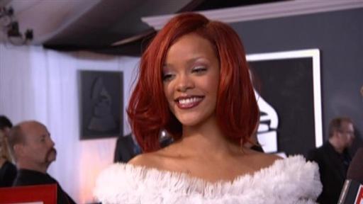 kate hudson 2011 grammys. 2011 Grammys: Rihanna