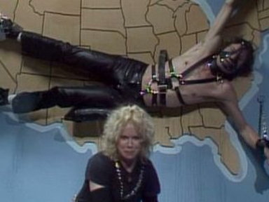 [The Leather Weather Report]