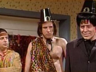 [Tonto, Tarzan, and Frankenstein - Thanksgiving]