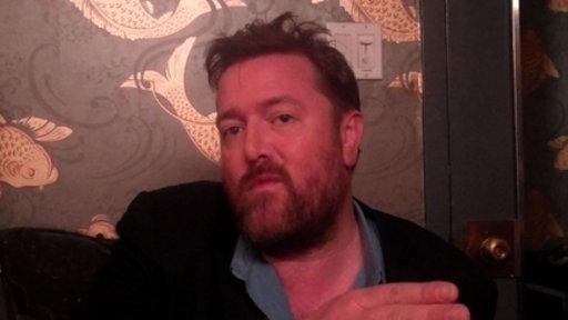 [Backstage With Guy Garvey of Elbow]