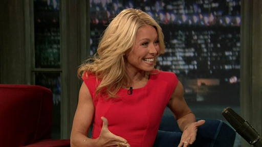 [Kelly Ripa]