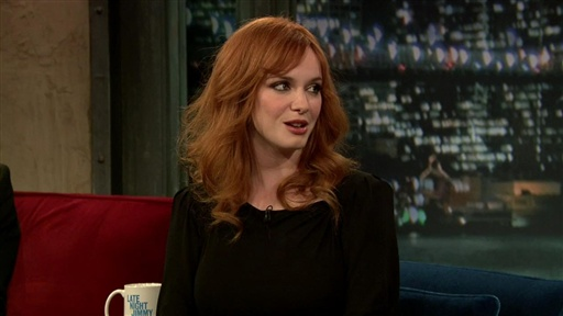 [Christina Hendricks] Video