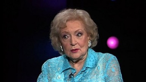 Betty White: Facebook Video