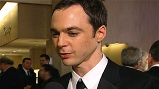 Golden Globes 2010 Exit Interview: Jim Parsons of Big Bang Theory
