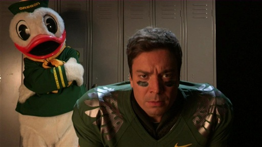 Oregon Ducks Power Ballad Music Video Video