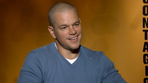 [Matt Damon Talks Jennifer Garner Pregnancy & Political Aspiratio]