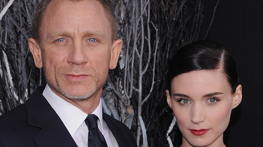 [Daniel Craig & Rooney Mara's 'The Girl With the Dragon Tattoo' P]