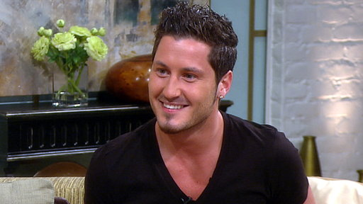 [Is There a 'Dancing' Romance Brewing Between Val Chmerkovskiy an]