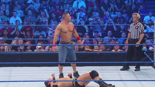 John Cena vs. Wade Barrett Video