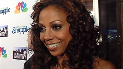 [Holly Robinson Peete Praises Bret Michaels]