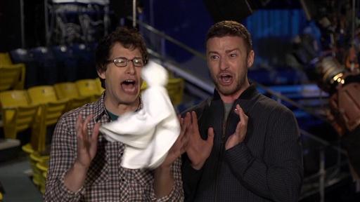 SNL Promo: Justin Timberlake view on break.com tube online.