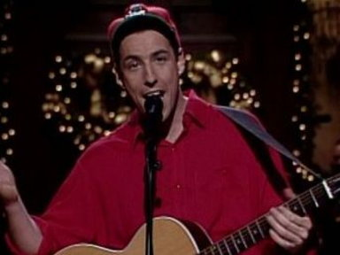 [Adam Sandler's 'Presents Song']