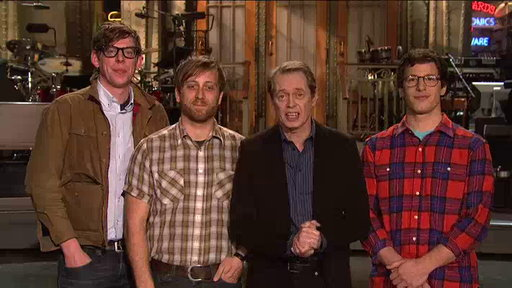 [SNL Promo: Steve Buscemi and the Black Keys]
