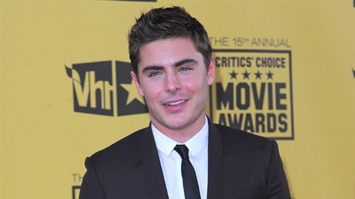 2010 Critics' Choice Awards: Zac Efron - 'I'm a Huge Fan' of 'Sp Video