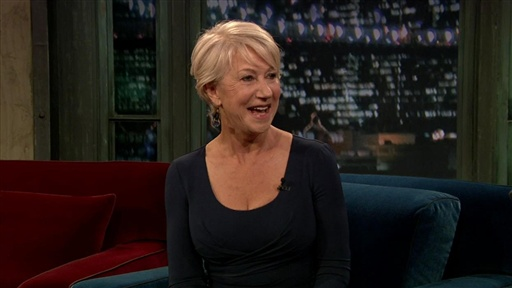 [Helen Mirren, Part 1]