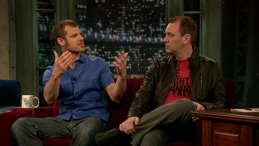 Trey Parker and Matt Stone, Part 1 Video