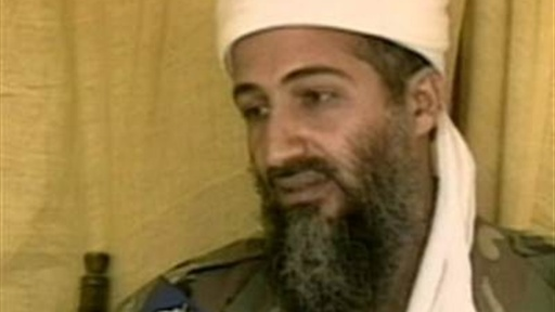 electing Osama Ben Laden. Photo of Osama Bin Laden