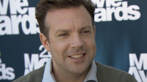 [Jason Sudeikis: Is Hosting the 2011 MTV Movie Awards Easier Than]