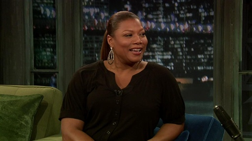 Queen Latifah Interview Video