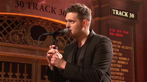Michael Buble: Haven&#39;t Met You Yet Video