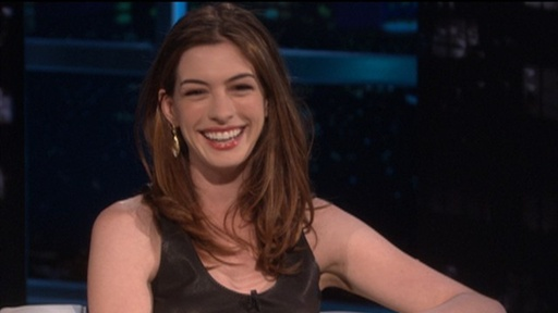 Anne Hathaway Video