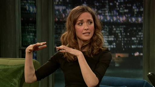 [Rose Byrne Interview]