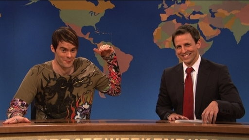 Weekend Update: Stefon Video