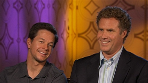 [Mark Wahlberg & Will Ferrell Have a Blast On 'the Other Guys']