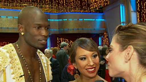 'Dancing' Recap: Chad Ochocinco's 'Promise' to Cheryl Burke Video