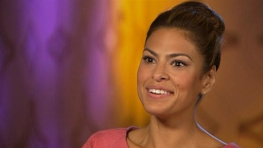 Eva Mendes On 'the Other Guys': I Love Making 'Fun of Myself' Video