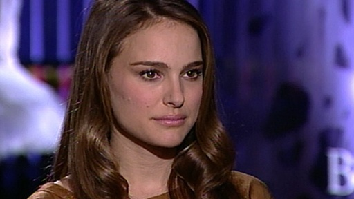 Natalie Portman: It Was 'Awkward' Shooting 'Black Swan' Love Sce Video