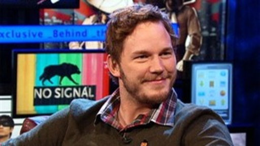 "[Chris Pratt Talks ""Moneyball,"" Baseball and Brad Pitt]"