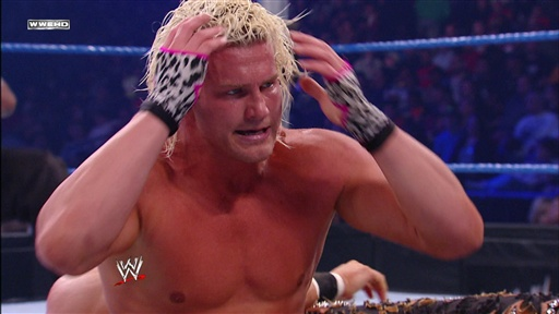 [Intercontinental Champion John Morrison Vs. Dolph Ziggler]