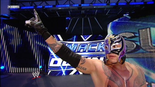 Rey Mysterio Vs. Tyson Kidd Video
