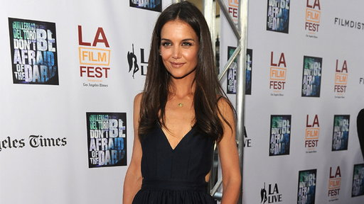 Katie Holmes' 'Don't Be Afraid Of The Dark' Premiere Video