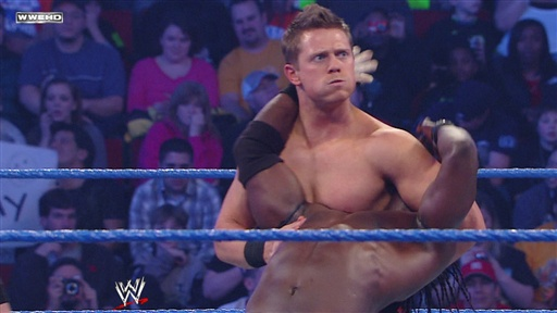 [R-Truth Vs. United States Champion the Miz]