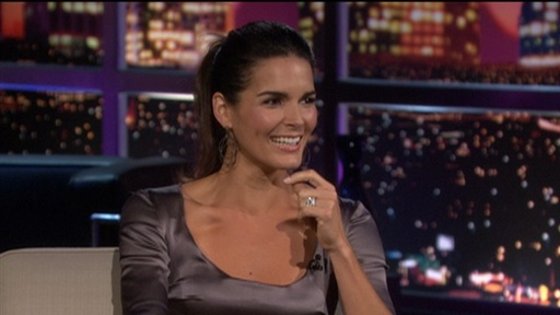 Angie Harmon Video