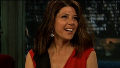 Description: At the 83rd Annual Academy Awards, Marisa Tomei chats about ...