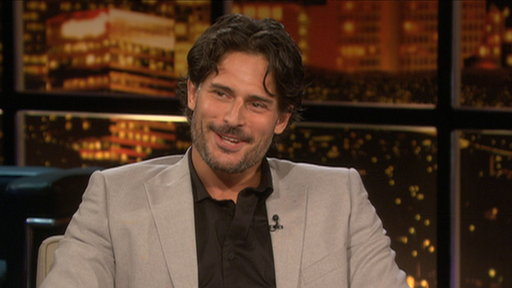 Joe Manganiello Video