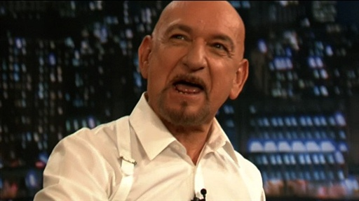Sir Ben Kingsley Video